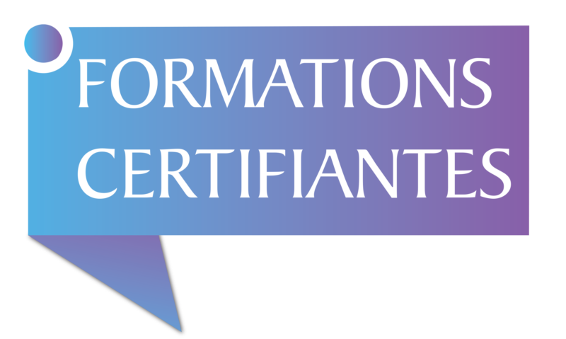 Formations certifiantes Science politique